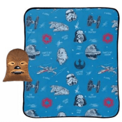Macy's: Star Wars 2-Pc Chewbacca Nogginz Pillow Set $11.99 (Reg. $39.99)
