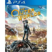 Best Buy Cyber Week! The Outer Worlds PlayStation 4 $34.99 (Reg. $59.99)...