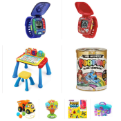 Today Only! Amazon Holiday Toy Sale on VTech, Poopsie, LEGO, Peppa Pig...