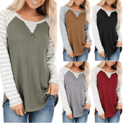 Amazon: Women's Long Sleeve Knit Pullover $9.98 After Code (Reg. $33.26)...