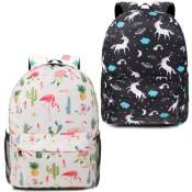 Amazon Holiday Deal: 15 Inches Large Capacity Backpack $10.99 After Code...