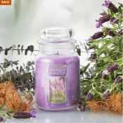 Yankee Candle: Large Classic Jar Candles $10 each (Reg. $29.50) + Semi-Annual...
