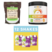 Today Only! Amazon: Save Up To 50% Off on KETO Essentials!