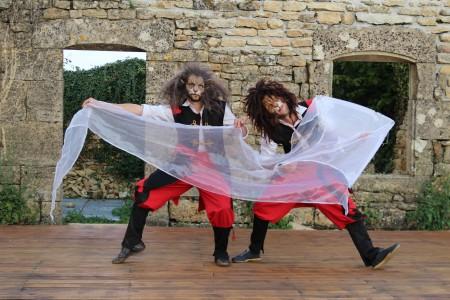jongleur burlesque