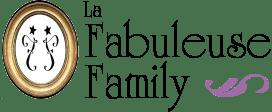 le logo de la fabuleuse, partenaires, spectacle et déambulations