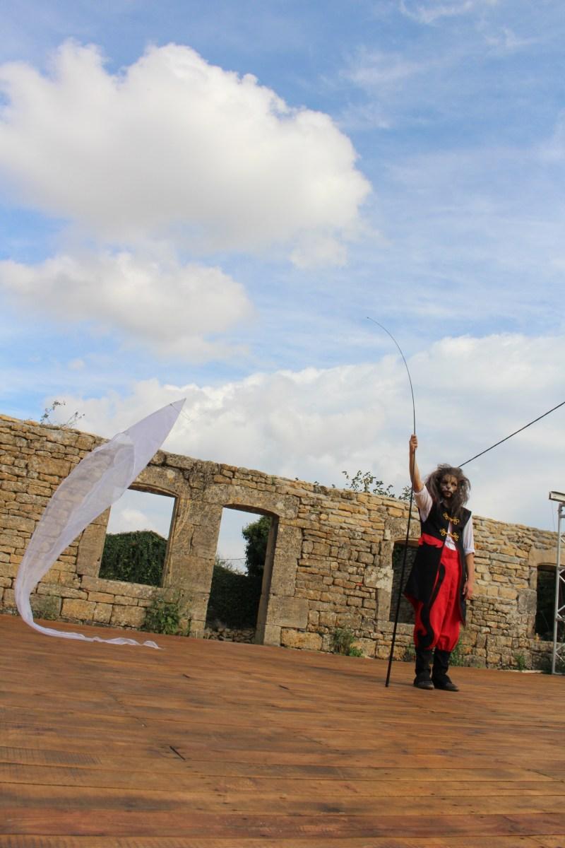 jongleur paris cerf volant