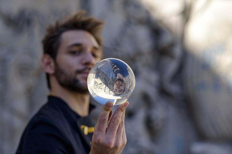 jongleur BALLE_CRISTAL
