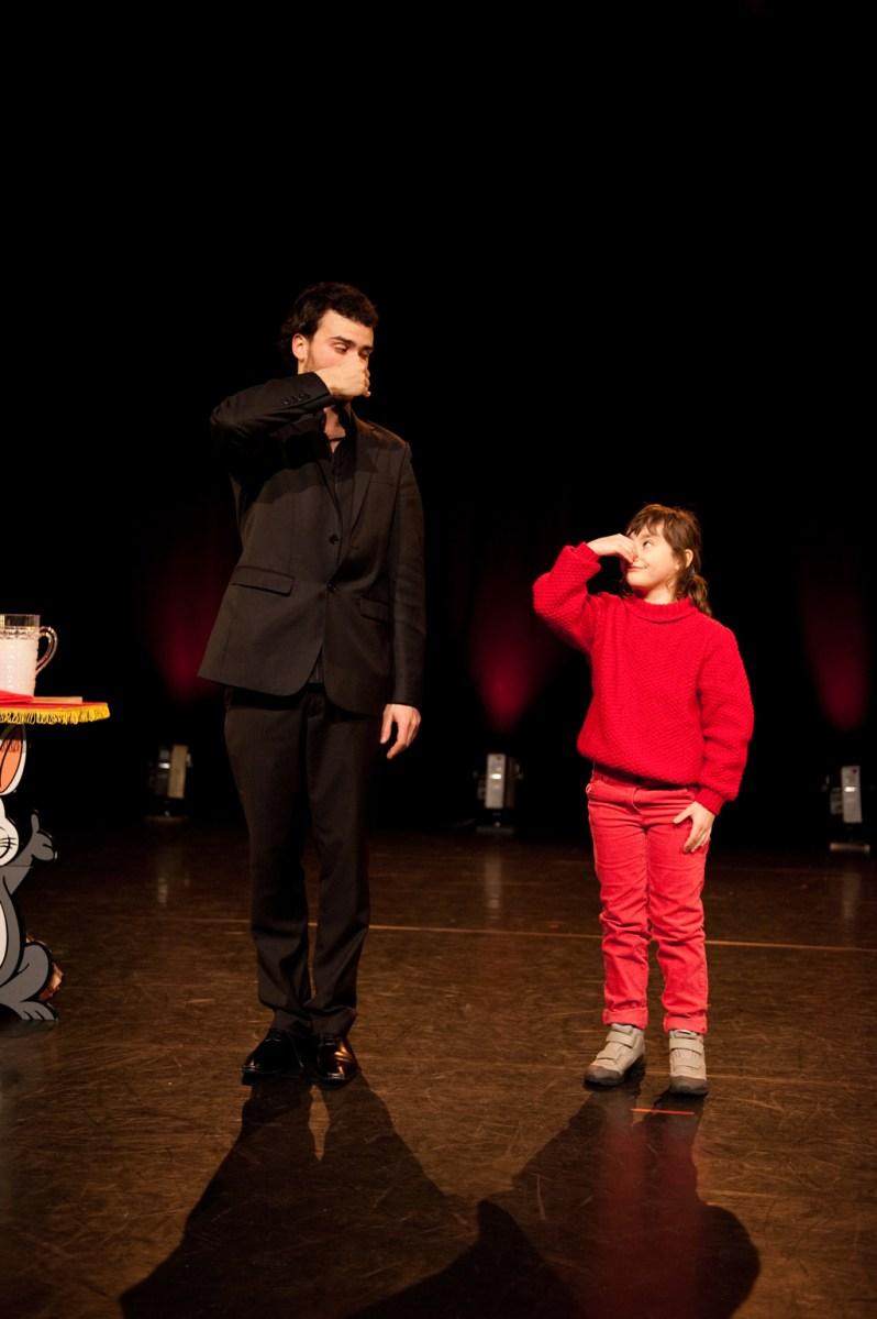 Magicien Enfants Paris Comédie Nation