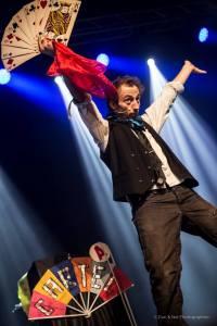 Cyril Cartel magicien déjanté