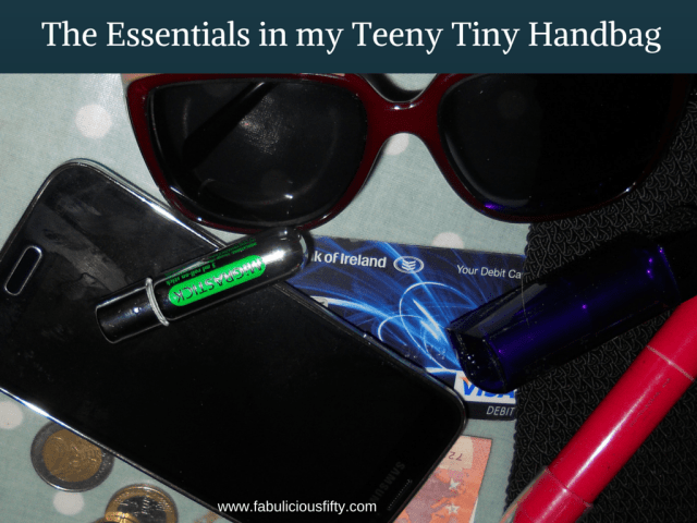 handbag essentials