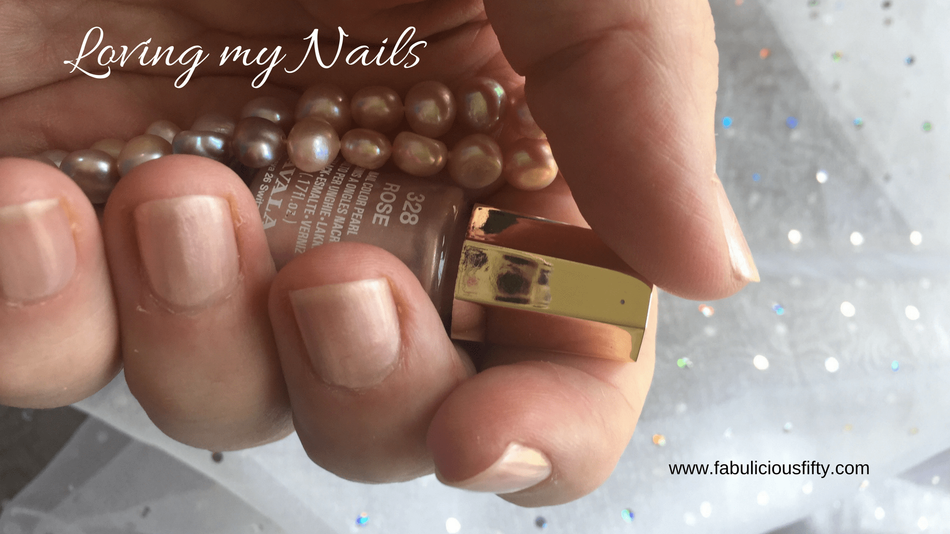 Nail care - Time to love my nails - Fabuliciousfifty