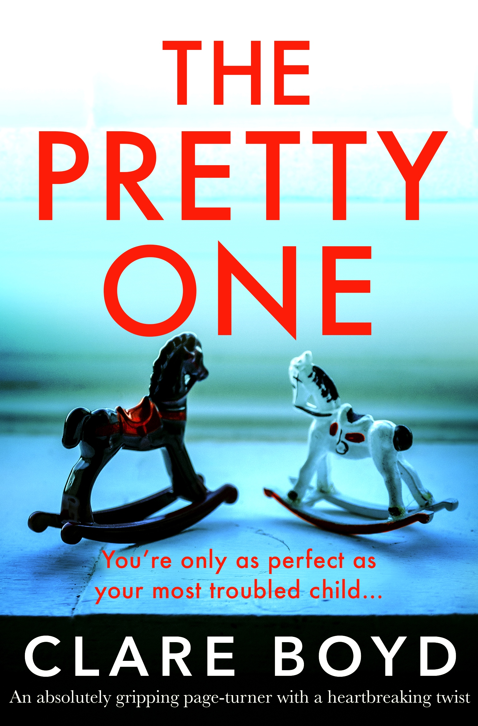 Are you the pretty one in the family – a chilling book for you to read