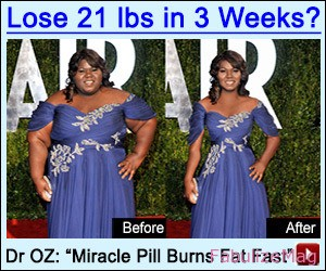 Gabourey Sidibe 2014 Weight Loss