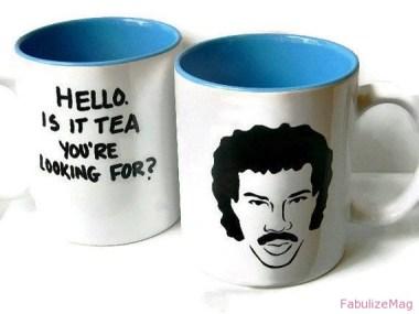 lionel ritchie tea mug