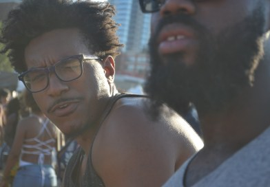 Melanin on Fleek! Beautiful Black Men (And Women) At #AfroPunk | Beautiful Black Men