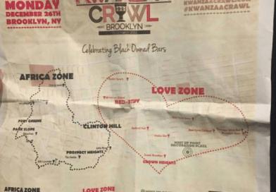Kwanzaa Crawl in Brooklyn was Black and LIT as F*€$ 🔥   Kwanzaa Crawl in Brooklyn