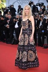 CANNES, FRANCE - MAY 23: Nicole Kidman attends the 70th Anniversary Ceremony of Cannes Film Festival in Cannes, France on May 23, 2017. Philip Rock / Anadolu Agency