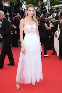 Mandatory Credit: Photo by Matt Baron/BEI/Shutterstock (8823919dd) Lily Donaldson 'Loveless' premiere, 70th Cannes Film Festival, France - 18 May 2017