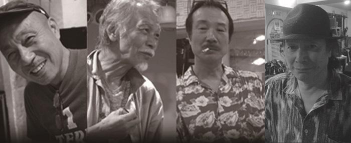 BACABACCA(新井武士・長洲辰巳・松本照夫)+ 蜂谷吉泰