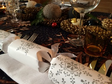 Table Christmas cracker