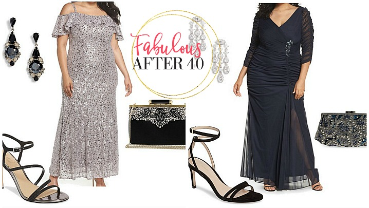 Elegant Plus Size Mother Of The Bride Dresses For Fall
