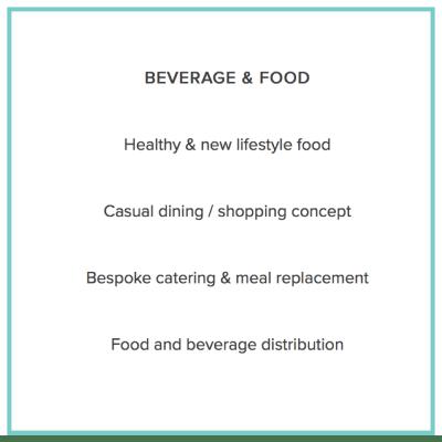 Beverage & Food