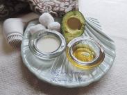 Milk Honey Avocado Facial Brush Cotton Buds