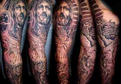 Pin Egyptian Tattoos Sleeves Best Eye Catching On Pinterest