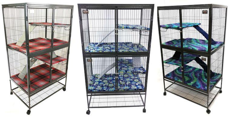Fleece Cage Liners
