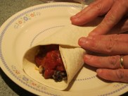 SOUTHWESTERN CHICKEN & PEPPER WRAPS (7)