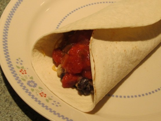 SOUTHWESTERN CHICKEN & PEPPER WRAPS (8)