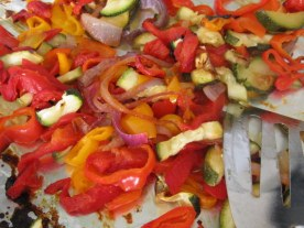 grilled vegetable pizza (2)