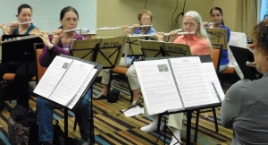 2014 Portland Flute Retreat