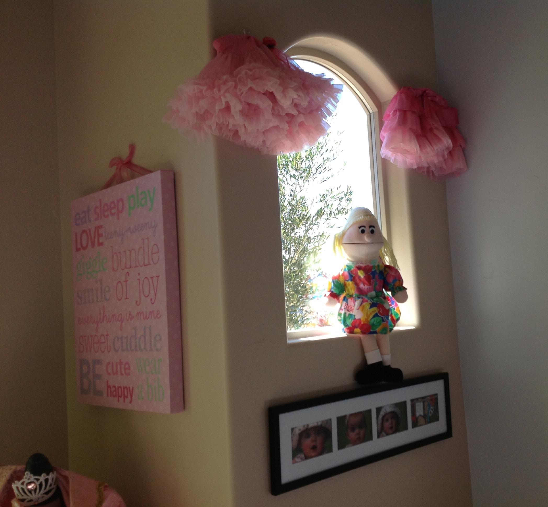 little girl room accents window treatment little girl