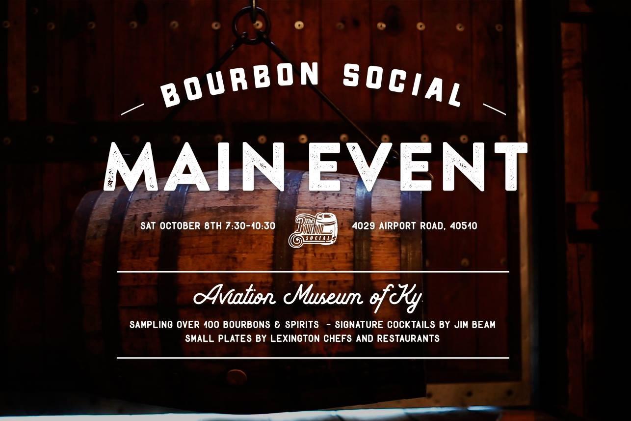 bourbon social main event 2016