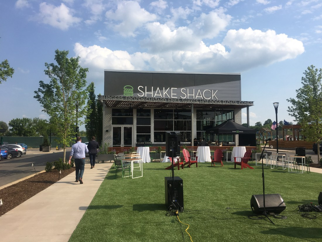 shake shack lexington kentucky