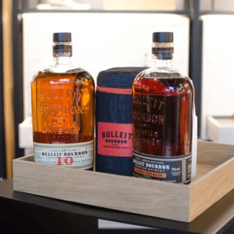 frye bulleit whiskey the summit