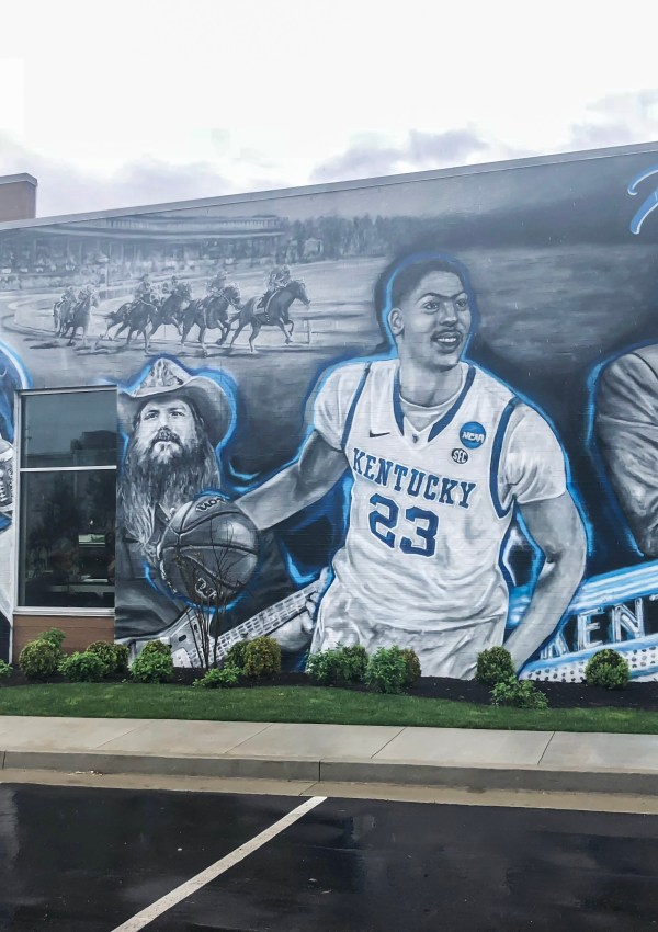 Street Art and Murals of Lexington, Kentucky: Volume IV