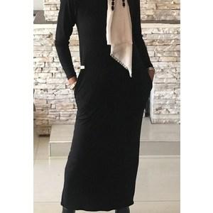 Classic Dress – Black