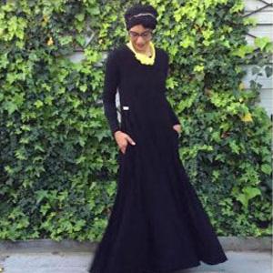 Legendary Black Dress