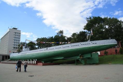 S-56 submarine Vladivostok