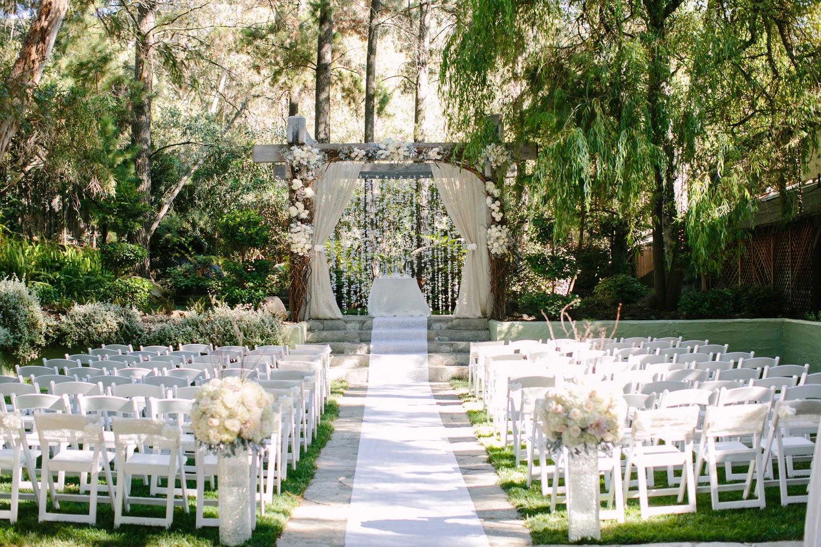 Top Romantic Wedding Venues in Southern California