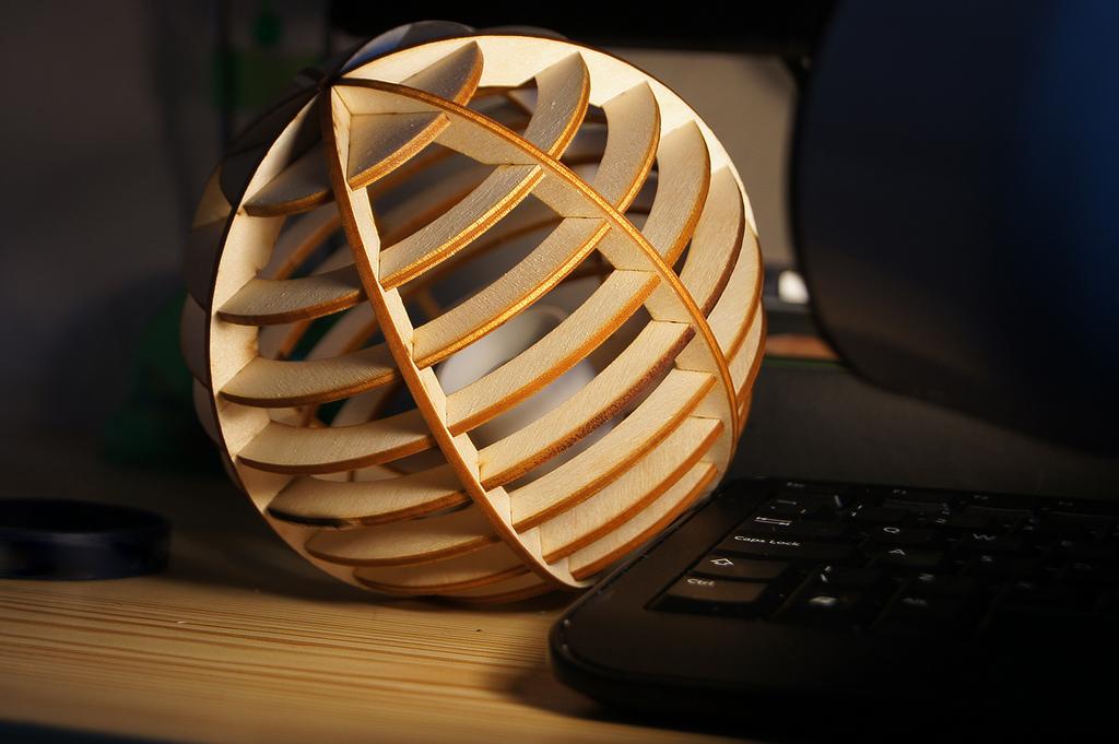 Lamp shade idea  Fabulously Fabricated