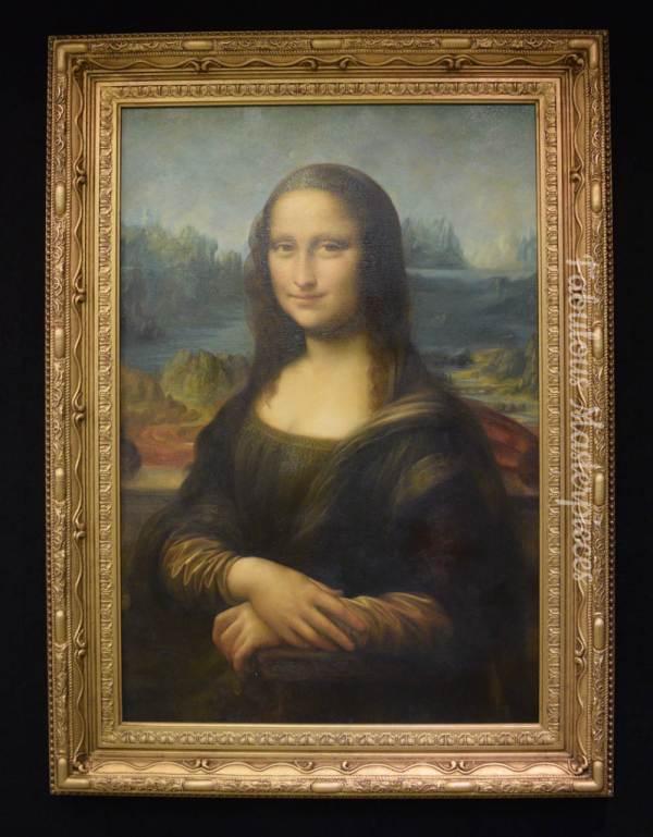 Fabulous Masterpieces' Mona Lisa
