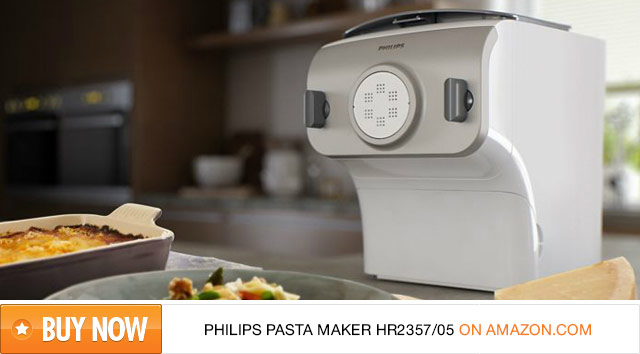 Buy the Philips Pasta Maker on Amazon