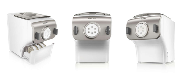 View the pasta maker from different angles