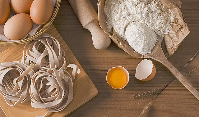 The guide to finding the best flour for homemade pasta