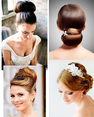 Gorgeous bridal hairstyle collection  All for your wedding