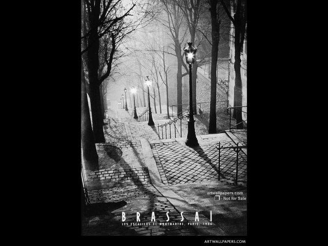 Brassaï pour l'amour de Paris
