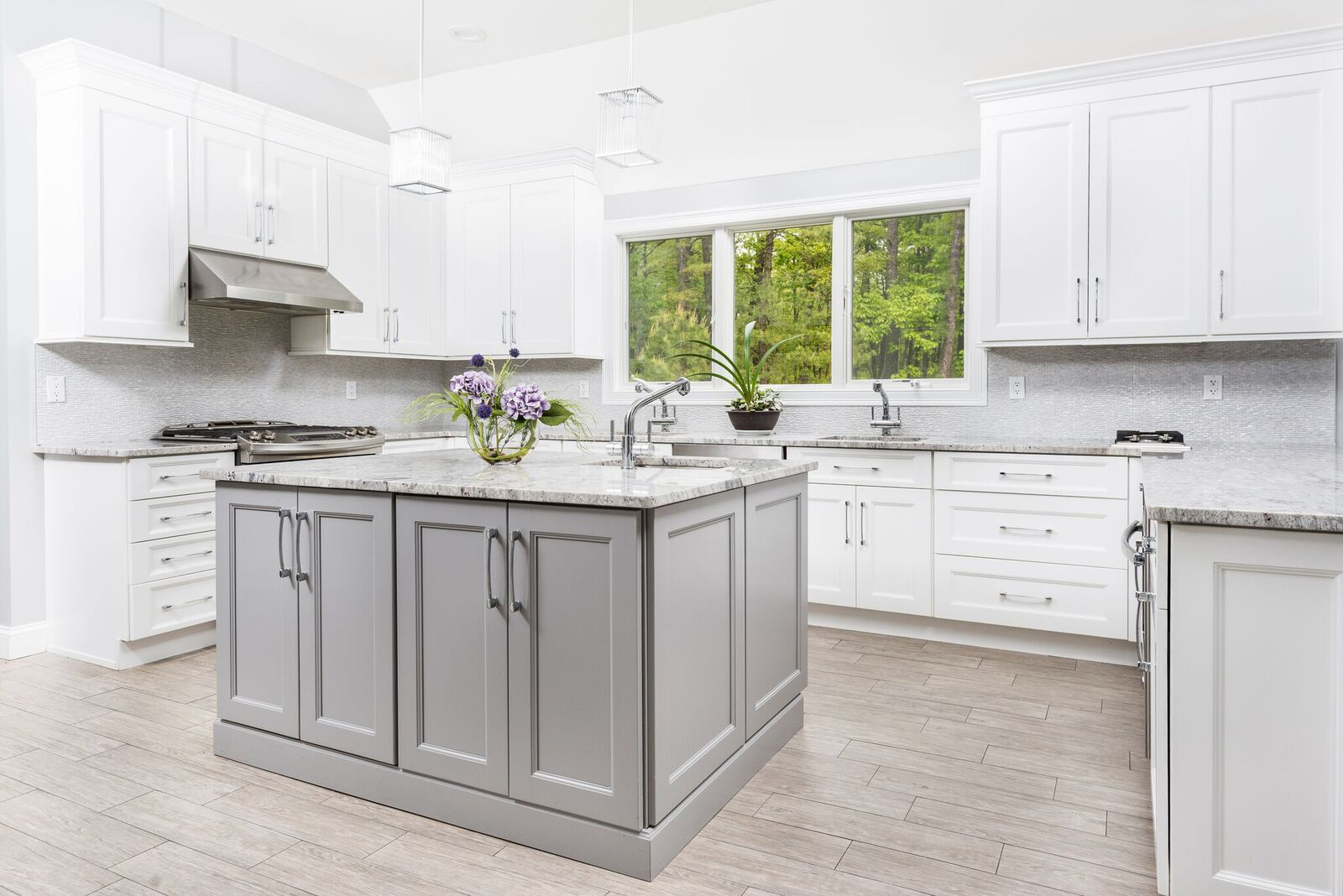 The power of grey kitchens cabinets